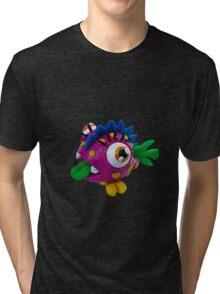 Plasticine monster Tri-blend T-Shirt