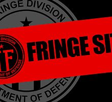 Fringe Division - Fringe Site by metacortex