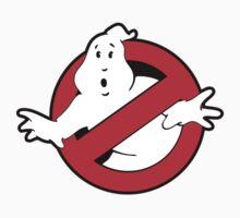 Original Ghostbusters Logo (in colour) T-Shirt