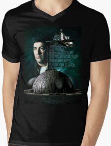 Blake's 7 The Way Back Mens V-Neck T-Shirt