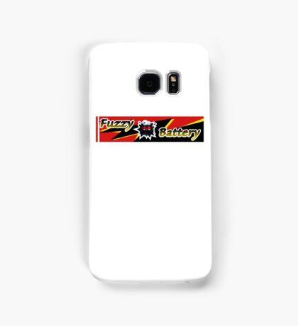 Mario Kart 8 Fuzzy Battery Samsung Galaxy Case/Skin