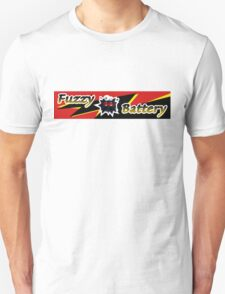 Mario Kart 8 Fuzzy Battery T-Shirt