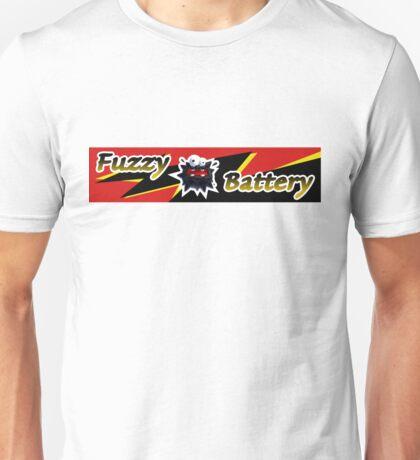 Mario Kart 8 Fuzzy Battery Unisex T-Shirt