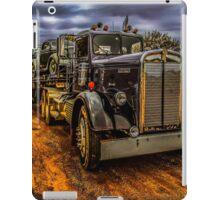 Truck Kenworth 1946 iPad Case/Skin