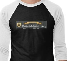 Player Card Example (Customisable: READ DESCRIPTION) Men's Baseball ¾ T-Shirt