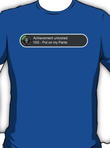XBox Achievements - Put on my Pants T-Shirt