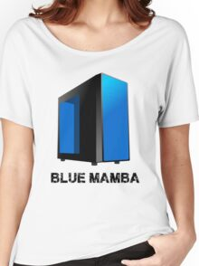 Upcoming Build - Blue Mamba Women's Relaxed Fit T-Shirt