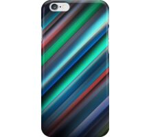 Colorful Streaks 2 iPhone Case/Skin