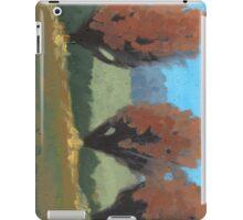 Orange Trees iPad Case/Skin