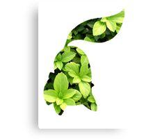 Chikorita used Razor Leaf Canvas Print