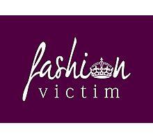 Fashion Victim 1 Photographic Print