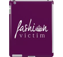 Fashion Victim 1 iPad Case/Skin