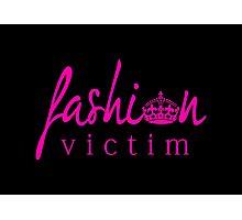 Fashion Victim 2 Photographic Print