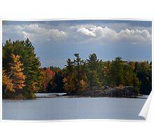 Frontenac Provincial Park, Northern Ontario, Canada Poster