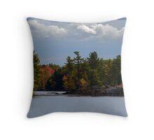 Frontenac Provincial Park, Northern Ontario, Canada Throw Pillow