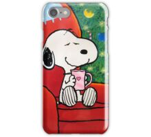 Snoopy Happy Christmas iPhone Case/Skin