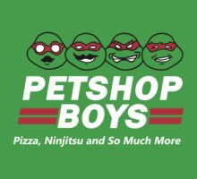 Pet Shop Boys by kentcribbs
