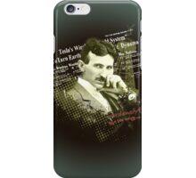 Tesla Wardenclyffe iPhone Case/Skin