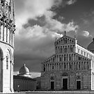 Piazza dei Miracoli, Pisa, Italy. by Justin Foulkes