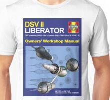 Blake's 7 Liberator  Unisex T-Shirt