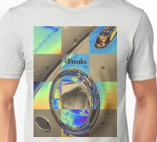 Das VW-Freaks Foiled Beetle Unisex T-Shirt