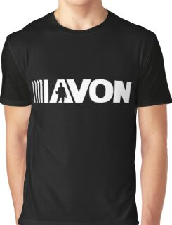 Blake's 7  Avon  Graphic T-Shirt