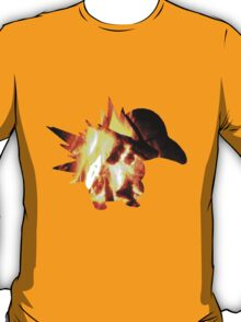 Cyndaquil used Ember T-Shirt