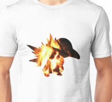 Cyndaquil used Ember Unisex T-Shirt