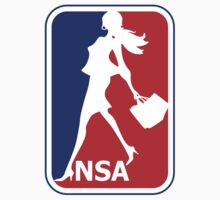 NSA - National Shopping Association by OhMyDog
