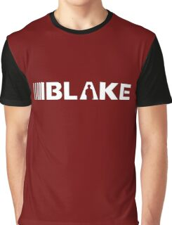 Blake's 7 - Blake T Shirt Graphic T-Shirt