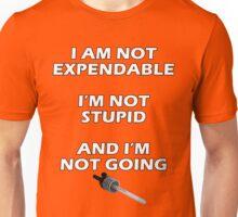 Blake's 7 Quote Unisex T-Shirt