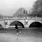 The Backs, Cambridge, 1962 by NevilleNewman