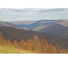 Black Mountain - Kentucky Photographic Print
