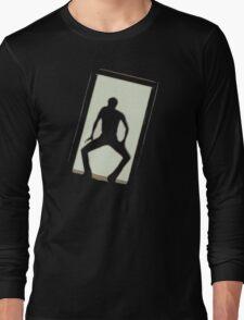 Dancer Michael Jackson Long Sleeve T-Shirt