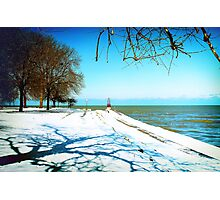 the Art of Winter Photographic Print