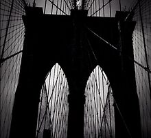 BROOKLYN BRIDGE by Drazo