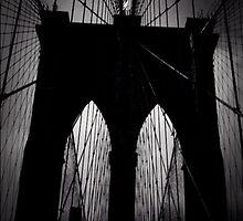 BROOKLYN BRIDGE by Drazo