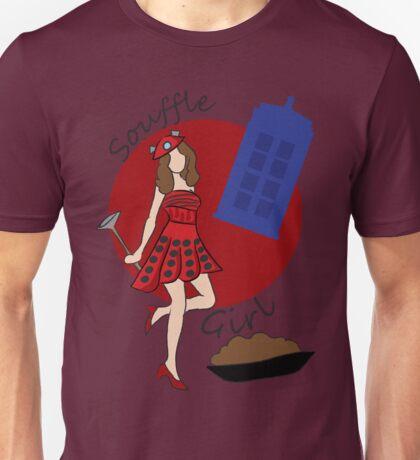 Dalek Souffle Girl Unisex T-Shirt