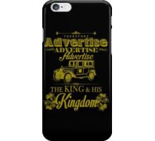Advertise! Advertise! Advertise!  iPhone Case/Skin