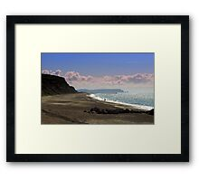 """ Good Morning Kingdom "" Framed Print"