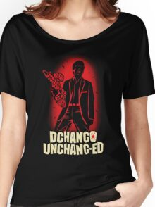 """""""Off the Chang..."""" Women's Relaxed Fit T-Shirt"""