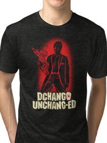 """Off the Chang..."" Tri-blend T-Shirt"