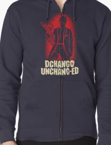 """""""Off the Chang..."""" Zipped Hoodie"""