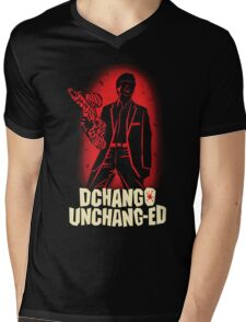 """Off the Chang..."" Mens V-Neck T-Shirt"