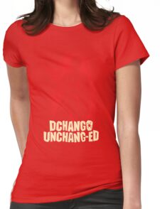 """""""Off the Chang..."""" Womens Fitted T-Shirt"""