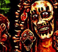 Voodoo Makes a Man Nasty! (Big Image) Sticker