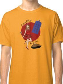 Dalek Souffle Girl 2 Classic T-Shirt