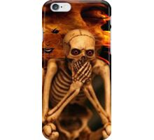 see no evil, hear no evil... iPhone Case/Skin