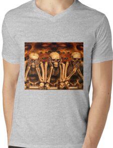see no evil, hear no evil... Mens V-Neck T-Shirt