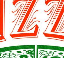 COWABUNGA PIZZA Sticker